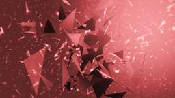 Stars gold bright motion background Animation