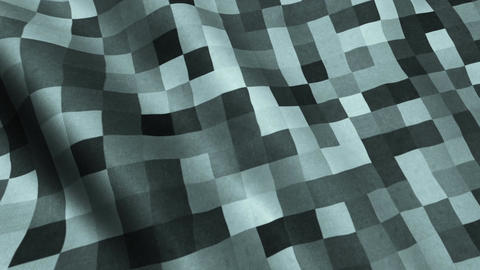 White Grey Fabric Cloth Material Texture Seamless Looped Background Animation