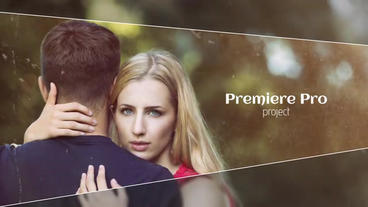 Love Elegant Slideshow Premiere Pro Template
