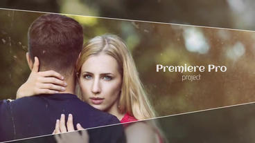 Love Elegant Slideshow Premiere Pro Template