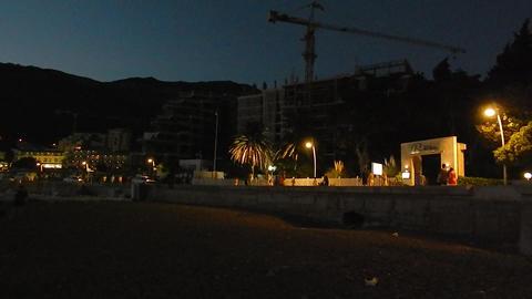 Petrovac City In Montenegro 2