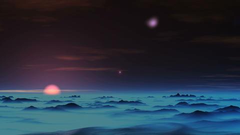 Falling UFO GIF