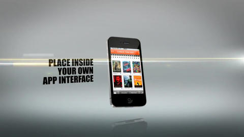 IOS Phone After Effects Template