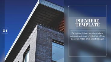 Corporate - Premiere Presentation Premiere Pro Template