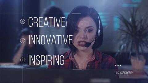 Corporate Zone Premiere Pro Template