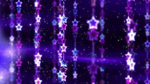 Chain line Star 7RnSb2 4K CG動画