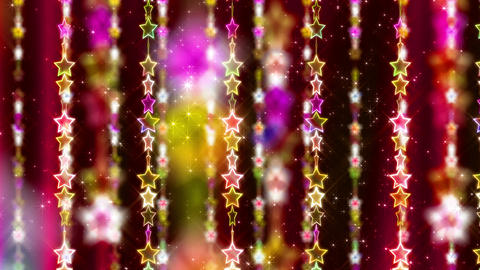 Chain line Star 7RySb2 4K CG動画