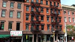 USA New York City Greenwich Village 0