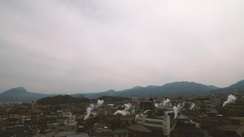 [Time Lapse] Oita,Beppu town05 ビデオ