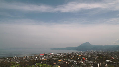 [Time Lapse] Oita,Beppu sea sky01 Footage