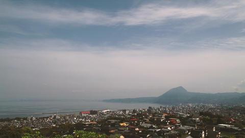 [Time Lapse] Oita,Beppu sea sky01 Footage