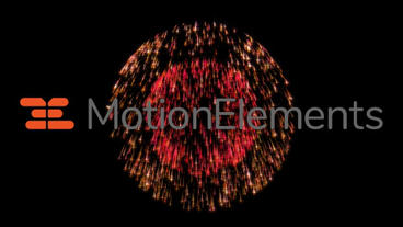 Fireworks Template AfterEffects CC2018 with SOUND Plantilla de After Effects