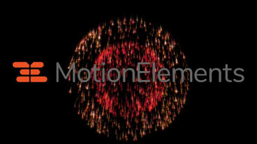 Fireworks Template AfterEffects CC2018 with SOUND After Effects Template