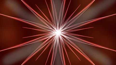 Dicso star background, orange light beams glowing on dark red background, hot Animation