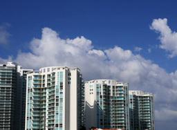 Miami Skyline Timelapse Footage