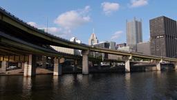 Pittsburgh Skyline Footage