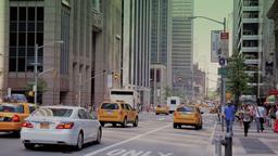 New York City Street Footage