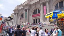 The Metropolitan Museum of Art Footage