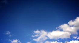 Timelapse Cloudscape Footage