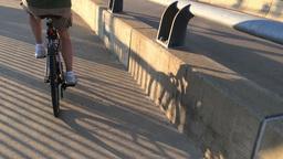 Extreme Slow Motion Bike Rider 3625 Footage
