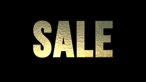 FINAL SALE FOR SHOP DISPLAY Stock Video Footage