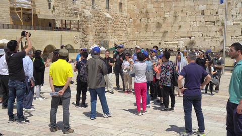 Jerusalem, Israel Footage