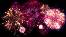 Firework Composition 01 GIF