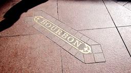 The Sidewalks of Burbon Street 4051 Footage