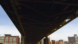 4K Fort Duquesne Bridge 4241 Footage