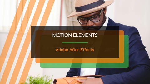 Creative Elegant Slideshow After Effects Template