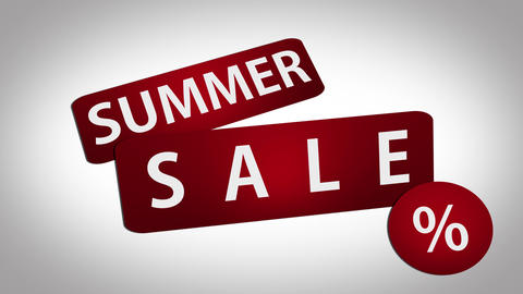 Summer Discount Commercial Animation