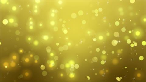 Gold Elegant Background Loop Animation