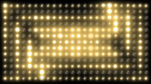 15 VJ Loopable Lightwalls 4K Animation