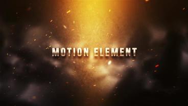 Action Trailer Titles 애프터 이펙트 템플릿