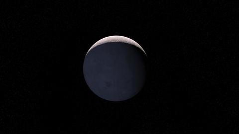 Moon CG動画素材