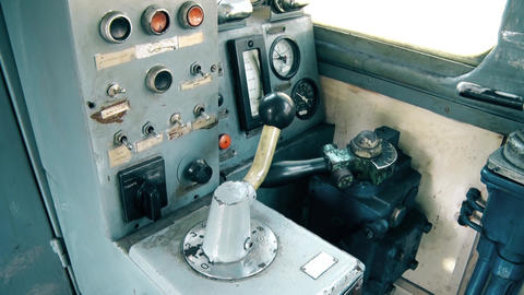 Boat control board Live Action
