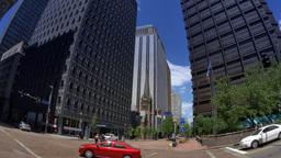 4K Pittsburgh Intersection 4401 Footage