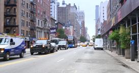 4K Hotel Chelsea Establishing Shot Footage