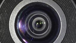 Camera Lens Shutter Diaphragm Aperture 2 Footage