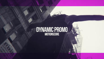 Dynamic Opener Plantilla de After Effects