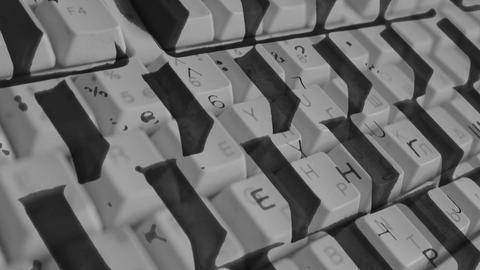 White Keyboard Mix Archivo