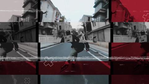 Dynamic Urban Opener Premiere Proテンプレート