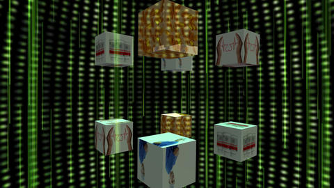 3d animation for a Health a medical advert Animación