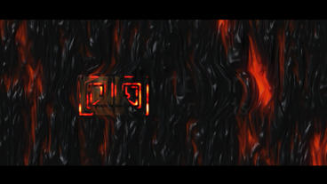 Lava Logo Plantilla de After Effects