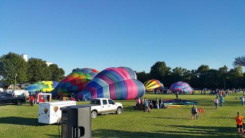 Air Balloon Photo