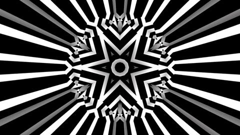 Black and White Madness GIF