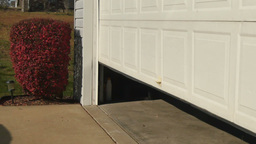 Garage Door Opens Automatically Footage