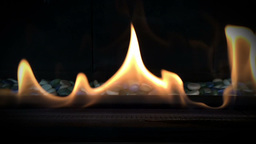 Slow Motion Fire and Flames Footage