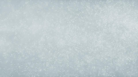 White Particles Background CG動画素材