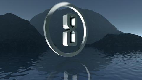 Cinematic Countdown GIF